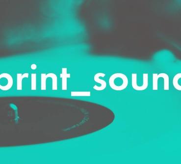 print sound