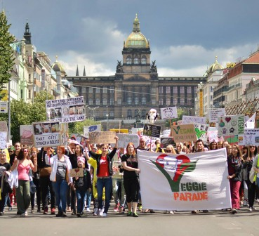 veggie parade
