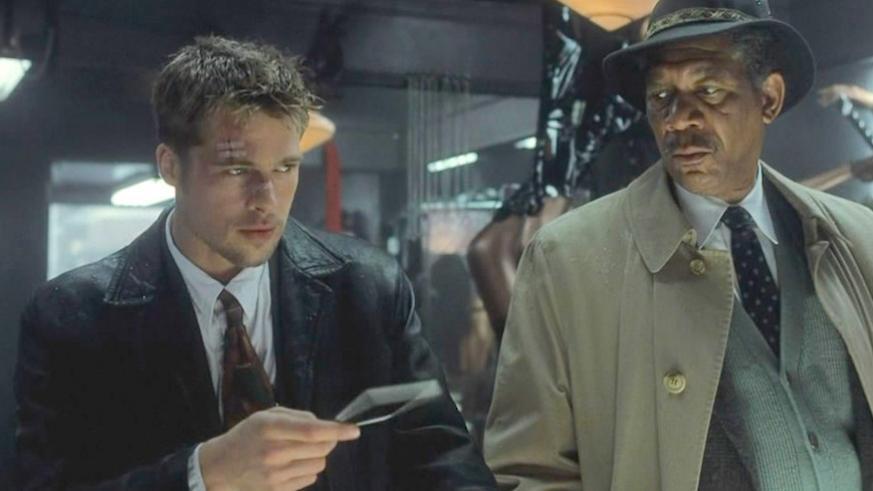 Film Action Terbaik - Se7en (1995)